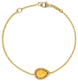 Boucheron 18kt yellow gold Serpent Bohème citrine bracelet