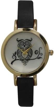 Olivia Pratt Vintage Inspired Owl Watch
