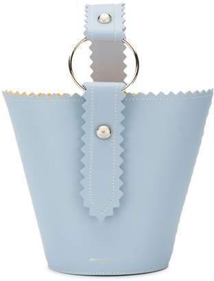 Sara Battaglia Helen bucket bag