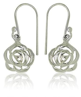 Goldmajor Women 925 Sterling Silver Dangle and Drop Earrings JWER417