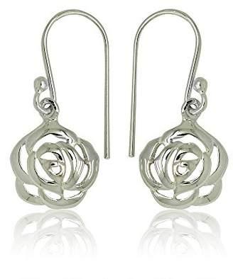 Goldmajor Women 925 Sterling Silver Dangle and Drop Earrings JWER417