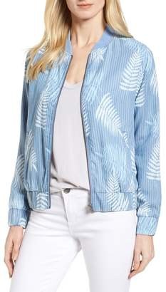 BILLY T Tropical Breeze Bomber Jacket