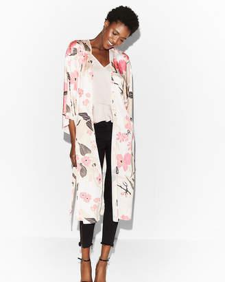 Express Floral Kimono