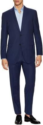 Lanvin Men's Wool Notch Lapel Suit