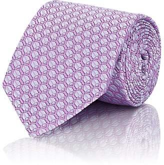 Penrose London Men's Silk Jacquard Necktie