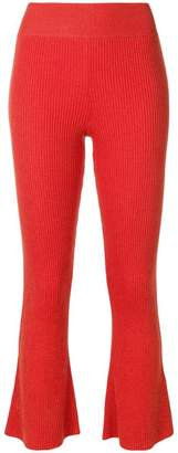 Cashmere In Love Tilly ribbed trousers
