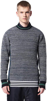 Diesel Black Gold Diesel Sweaters BGKIV - Blue - M