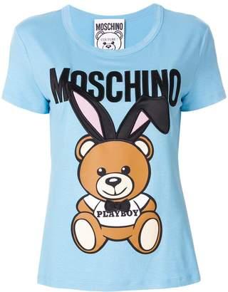 Moschino playboy teddy bear T-shirt