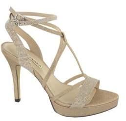 Menbur Algar Glittering Platform Sandals