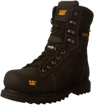 Caterpillar Footwear Men's Control 8-Inch Fire and Safety Boots