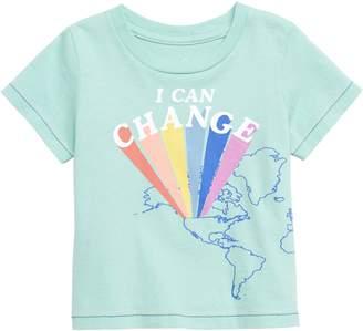 Peek Essentials Peek Change the World Graphic T-Shirt