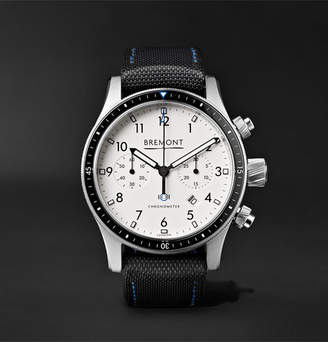 Bremont Boeing Model 247 Automatic Chronometer 43mm Stainless Steel Watch