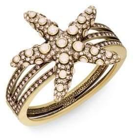 Heidi Daus Crystal Starfish Bracelet