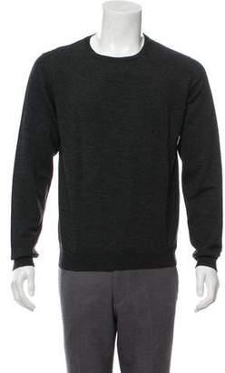 Gucci Lightweight Wool Crew Neck Sweater