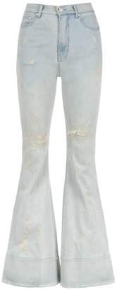 Amapô wide leg jeans