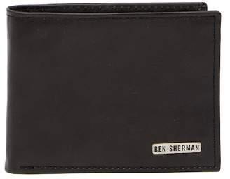 Ben Sherman Crunch Leather Wallet