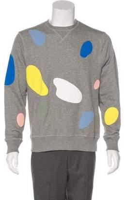 Tim Coppens Oval Print Sweatshirt