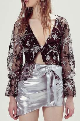 For Love & Lemons Stardust Top
