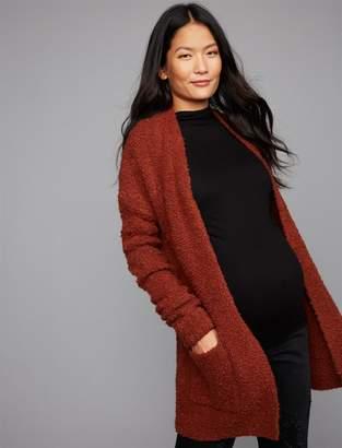 A Pea in the Pod Cuffed Maternity Sweater