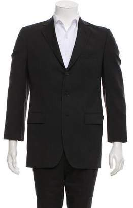 Dolce & Gabbana Notched-Lapel Button-Up Blazer