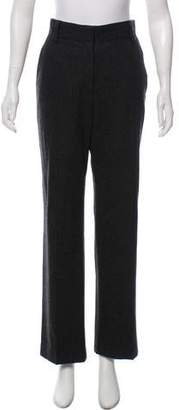 Marc Jacobs Wool High-Rise Pants