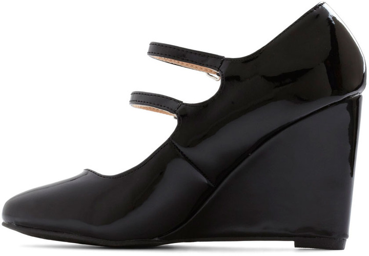 Got It Down Patent Wedge in Black