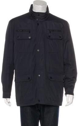 Michael Kors Woven Field Jacket