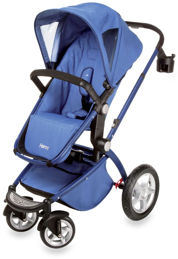 Maxi-Cosi Foray LX Stroller in Denim
