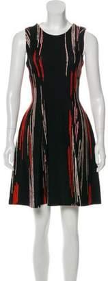 Issa Sleeveless Mini Dress Black Sleeveless Mini Dress