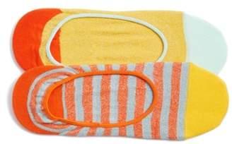 Happy Socks HYSTERIA BY 2-Pack Claudia No-Show Socks