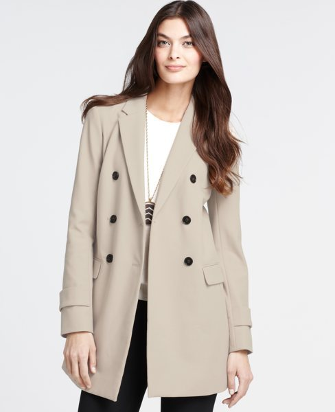 Ann Taylor Promenade Coat