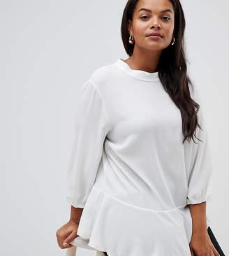 Lovedrobe button back blouse