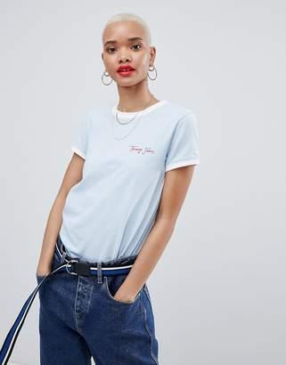 Tommy Jeans Fine Stripe T-Shirt