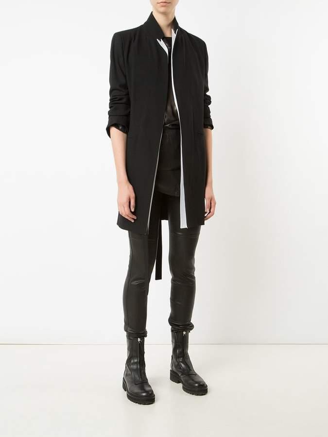 Ann Demeulemeester lightweight coat