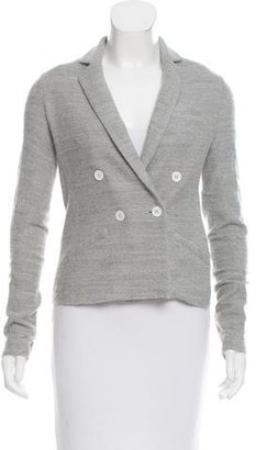 Boy. by Band of Outsiders Double-Breasted Knit Blazer $95 thestylecure.com