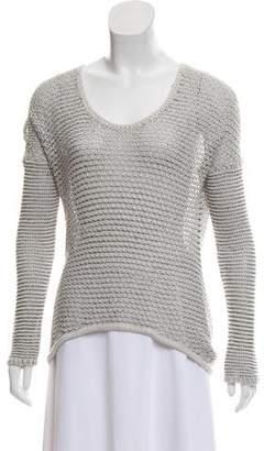 Helmut Lang HELMUT Long Sleeve Knit Sweater