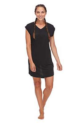 Body Glove Women's Ella T-Shirt Dress Cover Up