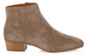 Aquatalia Fuoco Suede Ankle Boots