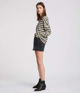 AllSaints Tilly Stripe Top