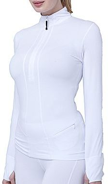 Cloud Nine HotTotties Half Zip Shirt