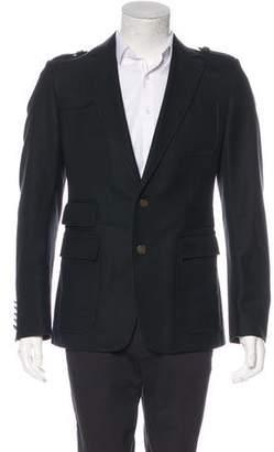Gucci Twill Wool-Blend Sport Coat