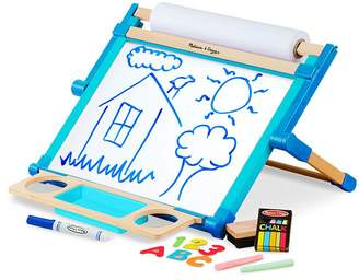 Melissa & Doug Double Sided Tabletop Easel - Ages 3+