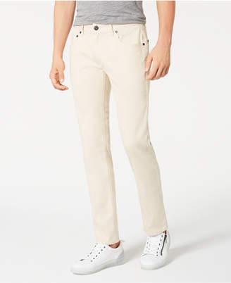 INC International Concepts Inc Men Slim-Straight Fit Stretch Jeans