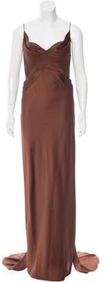 Zac Posen Sleeveless Evening Dress w/ Tags