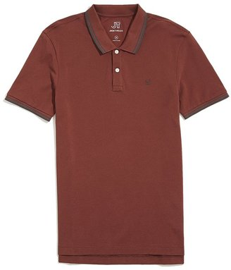 JackThreads Tipped Pique Polo $29 thestylecure.com