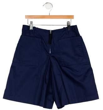 Marni Girls' Tailored Shorts