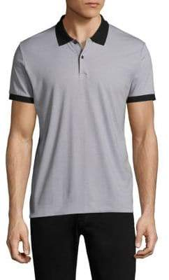 Theory Classic Buttoned Polo