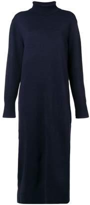 Joseph long knit dress