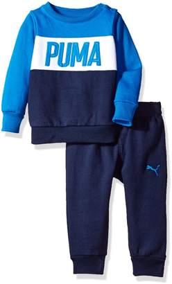 Puma Baby Boy's Boys' Two Piece Fleece Set Sweater