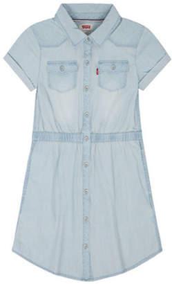 Levi's Western Denim Dress
